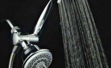 AquaStorm by HotelSpa 30-Setting SpiralFlo 3 Way Luxury Shower Head Combo