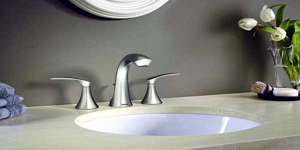 Delta Woodhurst 2 Handle Widespread Bathroom Faucet with Metal amazon.com Woodhurst 2 HandleBathroom 3532LF B07DFSRVF3
