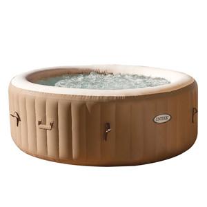 Intex PureSpa Bubble Massage 4-Person Portable Hot Tub