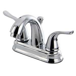 Two-Handle-Center-Set-Faucet