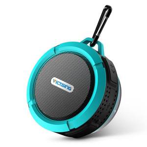 VicTsing Bluetooth 3.0 Wireless Waterproof Shower Speaker