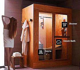 best steam shower