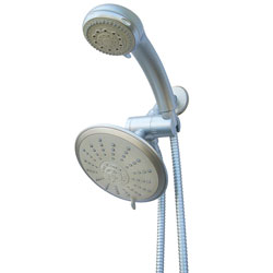 Waterfall by ConservCo double head shower