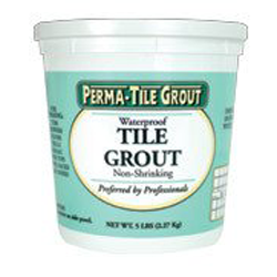 Perma Tile Waterproof Grout / Non Shrinking