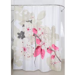 Magic Vida Nature Shower Curtain, Peach Tree