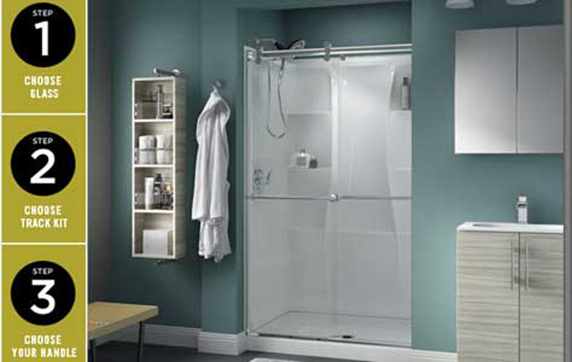 6 Best Sliding Shower Doors Reviews Ultimate Guide 2019 - What-to-choose-for-your-bathroom-a-bathtub-or-a-shower-cabin
