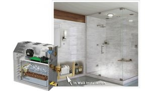 Steam Shower Generators