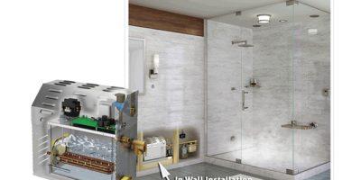 Steam Shower Generators