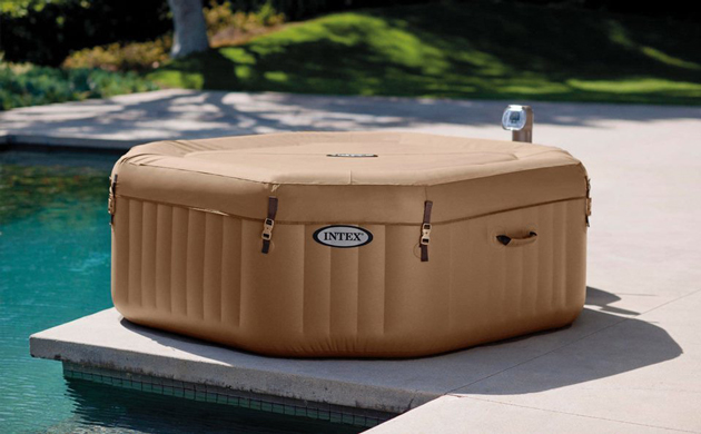 5 Best Inflatable Hot Tubs - (Reviews & Ultimate Buying Guide 2018)