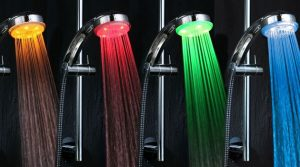 Led Shower Heads