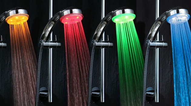 6 Best Led Shower Heads Reviews Detailed Buying Guide 2018