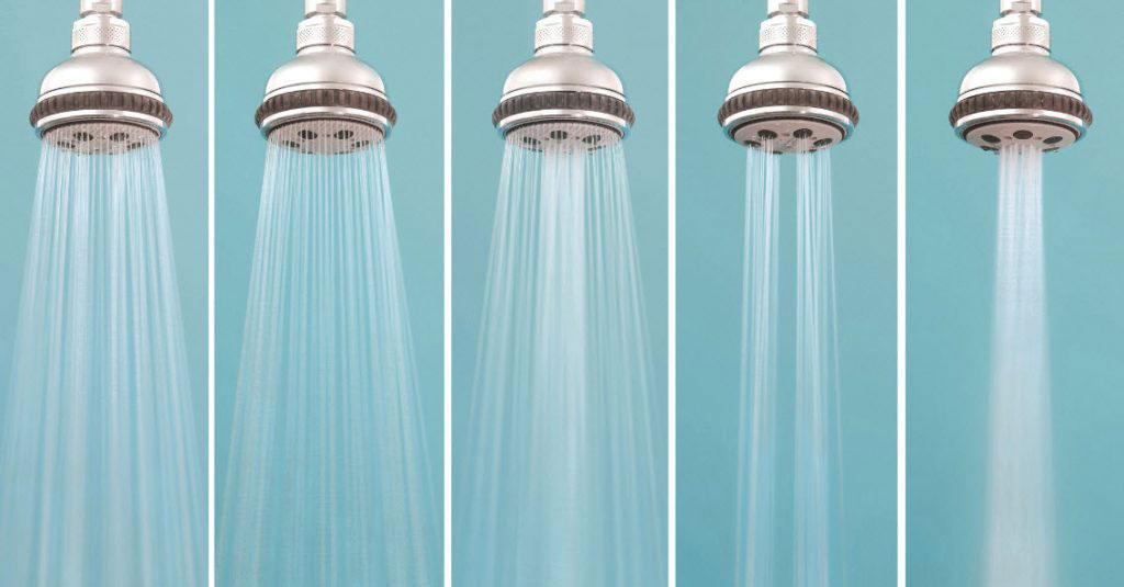 6 Best Low Flow Shower Heads - (Reviews & Ultimate Guide 2018)