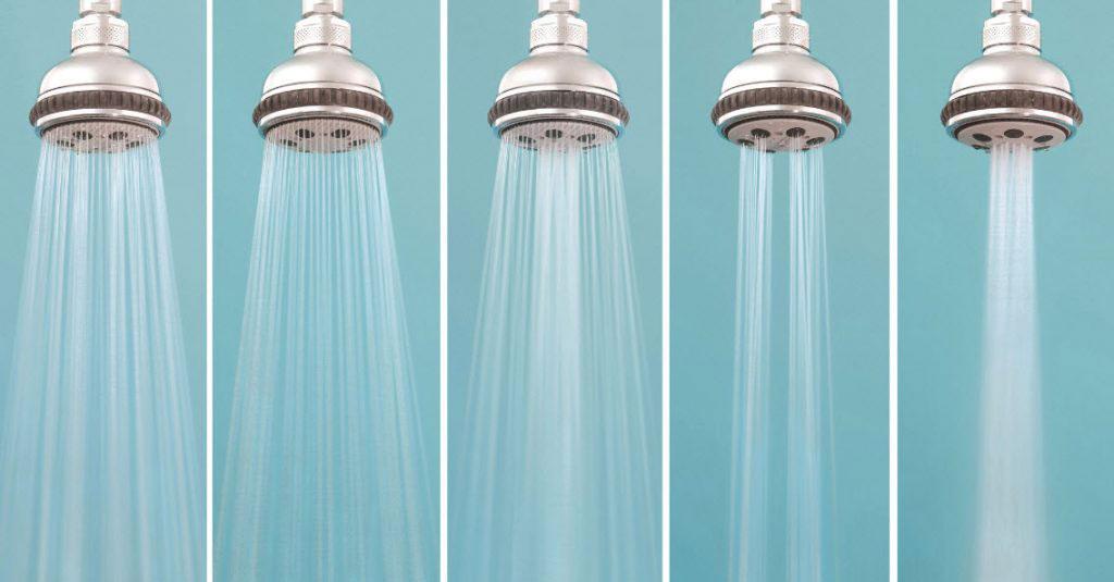 low flow shower head reviews
