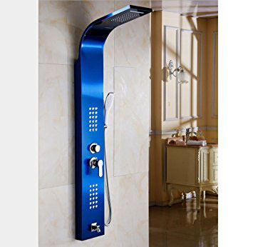 Review shower panel system reviews Modern - Simple shower tower reviews Simple Elegant