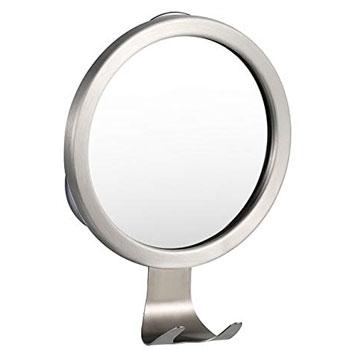 Ettori Fog-Free Shower Mirror