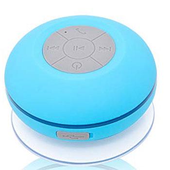 Get Happy Giving ShowerSong Bluetooth Shower Speaker