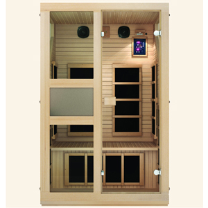 JNH Lifestyles ENSI Collection Infrared Sauna