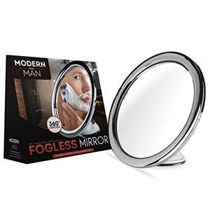 Modern Man® Fog-Free Shower and Bathroom Mirror