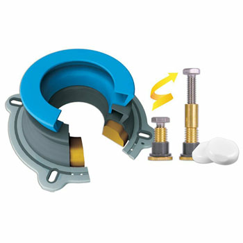 Danco All-in-One Toilet Installation Kit